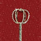 Silver Duchess Scepter - 21 in.