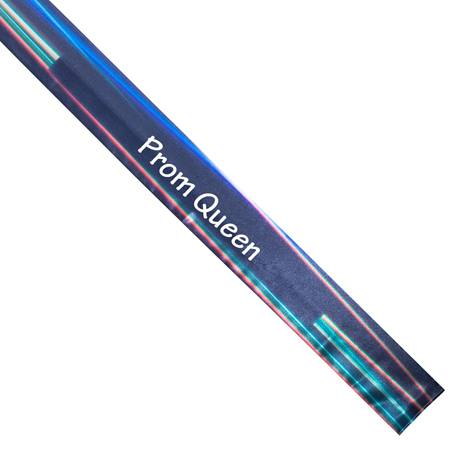 Neon Strings Full-color Sash