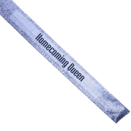 Silver Dust Full-color Sash