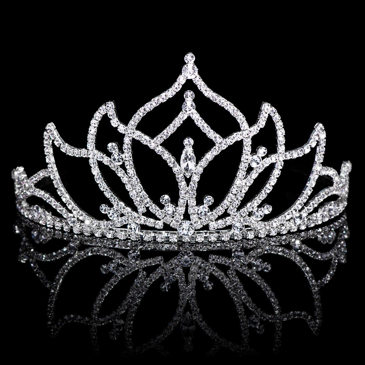 Prom Bridesmaid Bride The ELVIRA Crown Handfasting Alt Wedding Witchy Woodland Gothic Amethyst Tiara Hairband Head-Dress Ritual