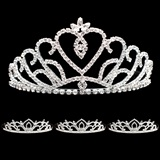 Prom Tiara Set - Ruth Queen and Kiley Court