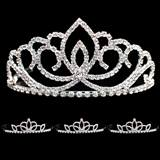 Prom Tiara Set - Sasha Queen and Lady in Waiting Court