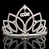 Delphina Tiara with Charm