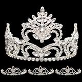 Prom Tiara Set - Penelope Queen and Arilda Court