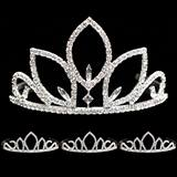 Prom Tiara Set - Natalia Queen and Saba Court