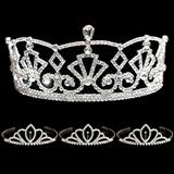Prom Tiara Set - Katelyn Queen & Chelsey Court