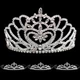 Prom Tiara Set - Marissa Queen & Alisa Court