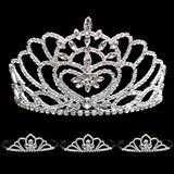 Prom Tiara Set - Marissa Queen & Kayla Court