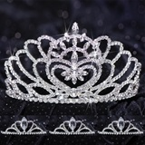 Prom Tiara Set - Marissa Queen & Vicky Court