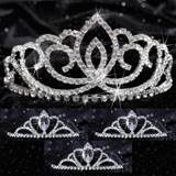 Tiara Set - Sasha Queen & Vicky Court