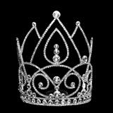Silver Lexie Grand Tiara