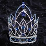 Blue Stone Jennifer Grand Tiara