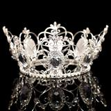 Kimberli Full Crown Tiara