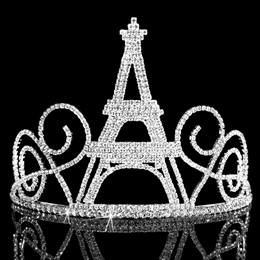 Sophia Eiffel Tower Tiara