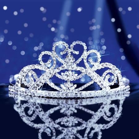 Guinevere Tiara - 2 1/4 in.