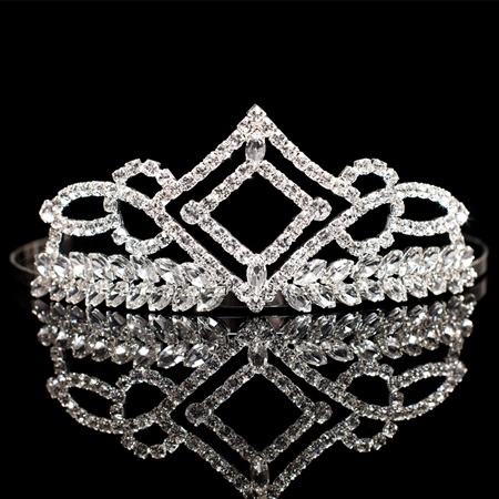 Athena Tiara - 2 in.