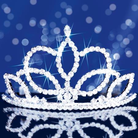 Marinka Tiara - 2 7/8 in.