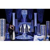 Crystal Blue Persuasion Complete Prom Theme
