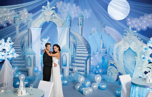 Once Upon a Dream Complete Prom Theme