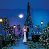 One Night in Paris Complete Theme