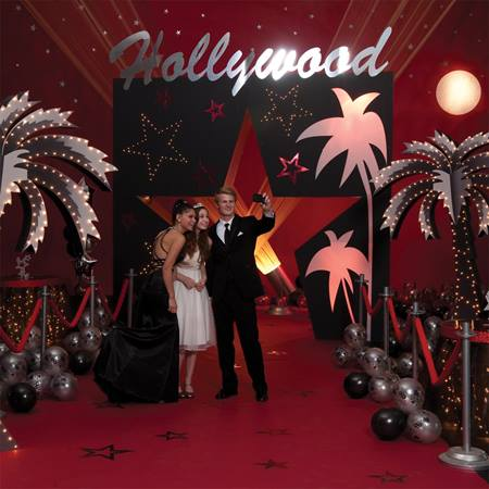 Rock The Red Carpet Complete Theme Prom Nite