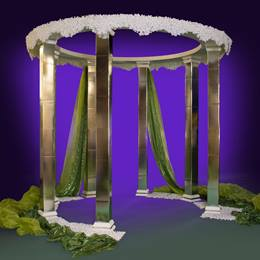 Garden of Grandeur Tall Gazebo Kit