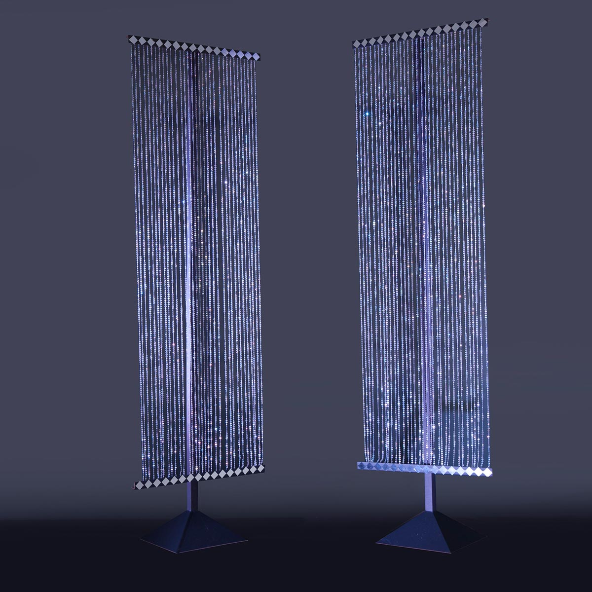 Sophisticated Sparkle Stands Kit (set of 2)