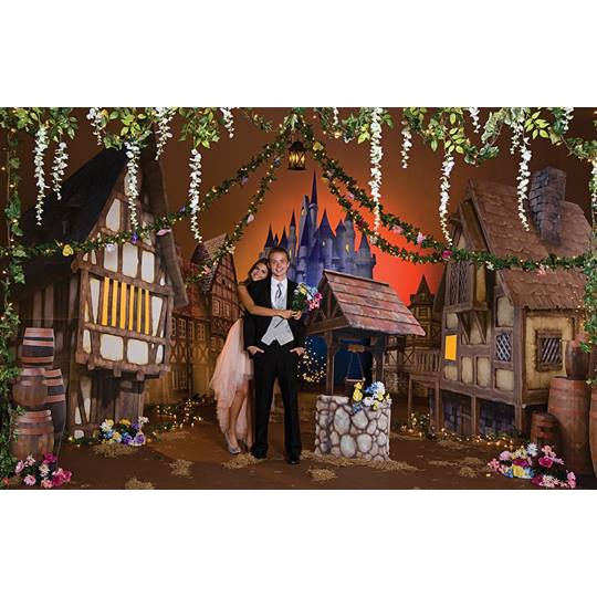 A Provincial Fairy Tale Complete Prom Theme | Prom Nite
