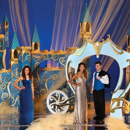 Fairy Tale Come True Prom Theme