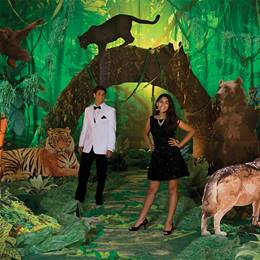 Jungle Adventure Complete Prom Theme