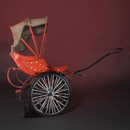 Relaxing Attraction Rickshaw Kit