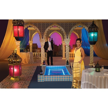 Moroccan Nights Complete Theme