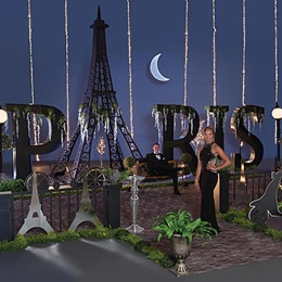 To Paris with Love Complete Theme