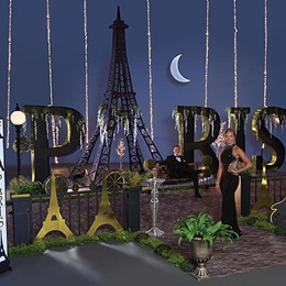 To Paris with Love - Gold Version Complete Theme