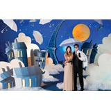 Complete Paris Dreamscape Prom Theme