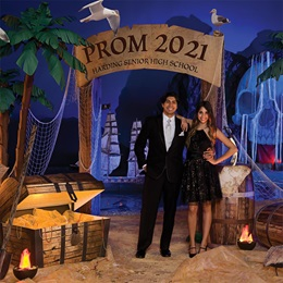 Pirate's Island Complete Prom Theme