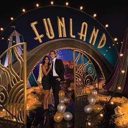 Funland Carnival Complete Theme