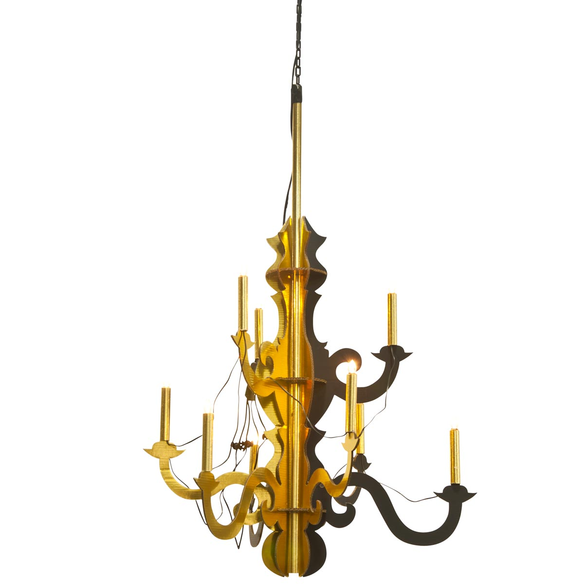 Fantasy's Flame Chandelier Kit