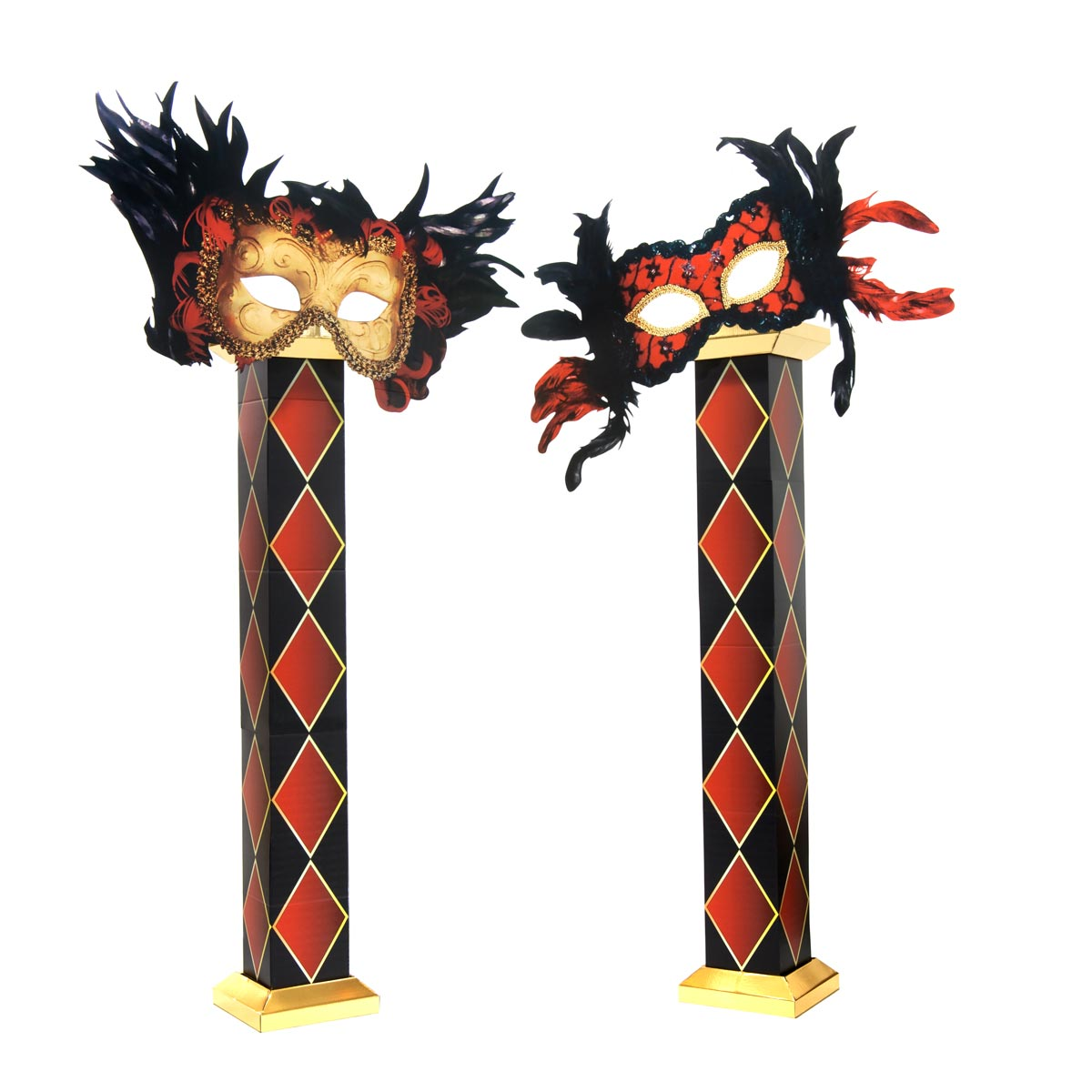 Harlequin Columns Kit (set of 2)