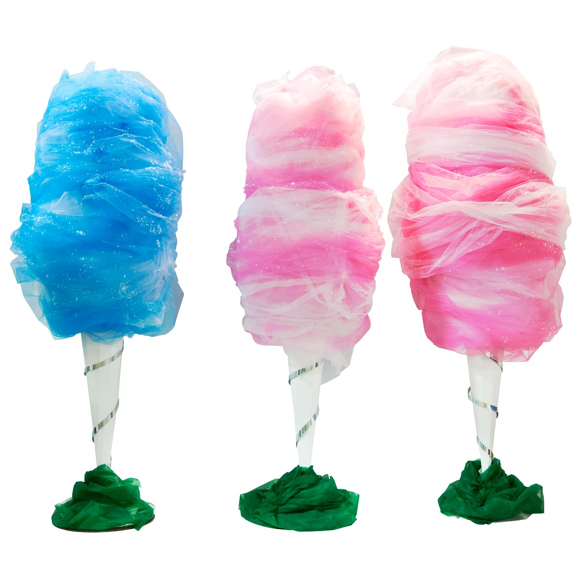 Cotton Candy Kit (set of 3)