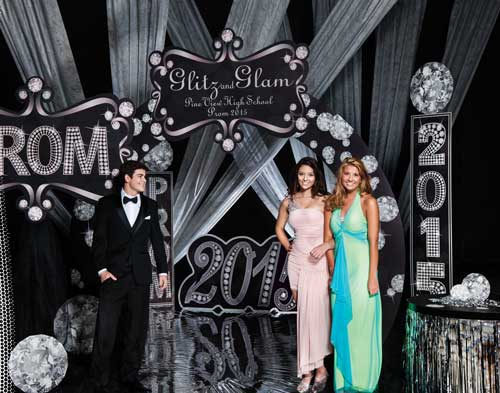 How To Create A Glamorous Hollywood Prom Theme Promnite