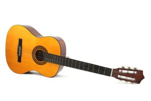 After-Prom party guitar prize idea