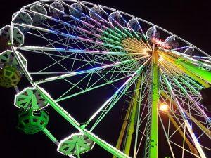 Summer Activities Amusement Park