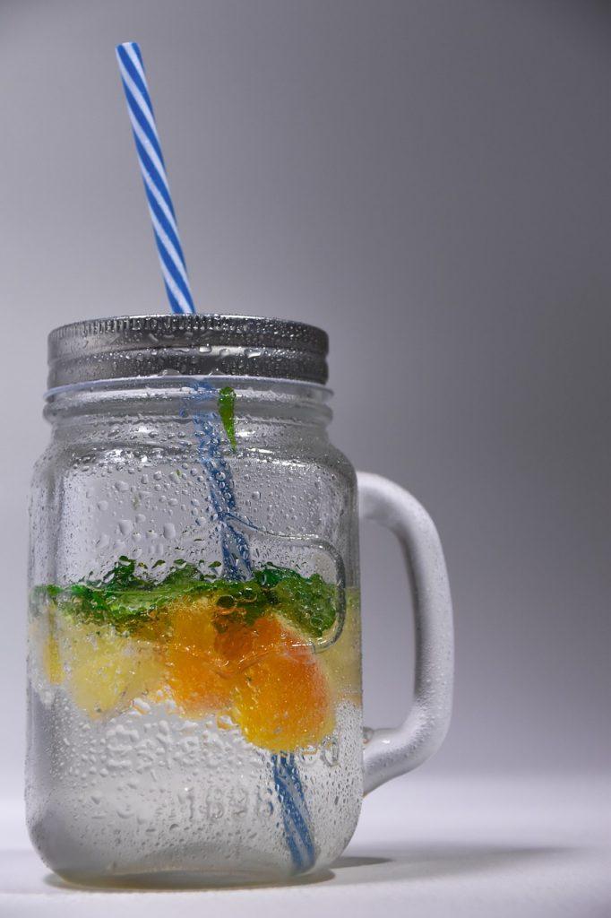 Lemonade Mason Jar