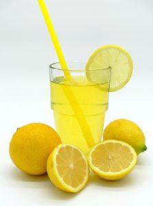 Basic Lemonade for Lemonade Stand Fundraiser