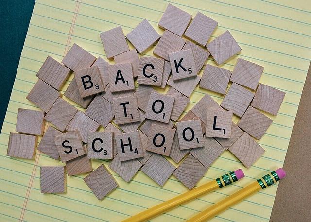 School Year Prep Ideas