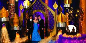 Enchanted Kingdom Prom Theme