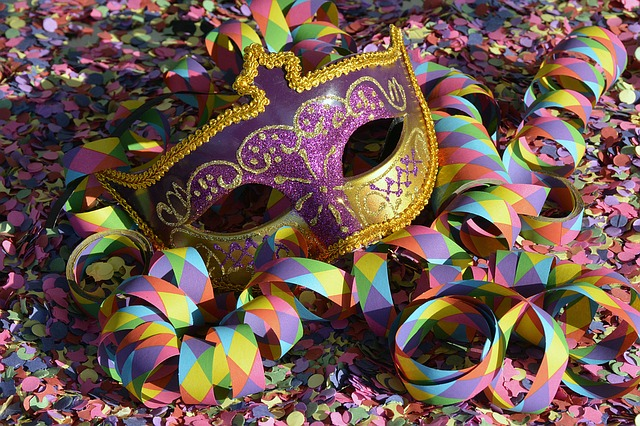 Mardi Gras Party Theme