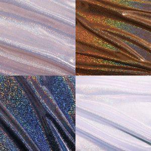 Liquid Metal Fabric
