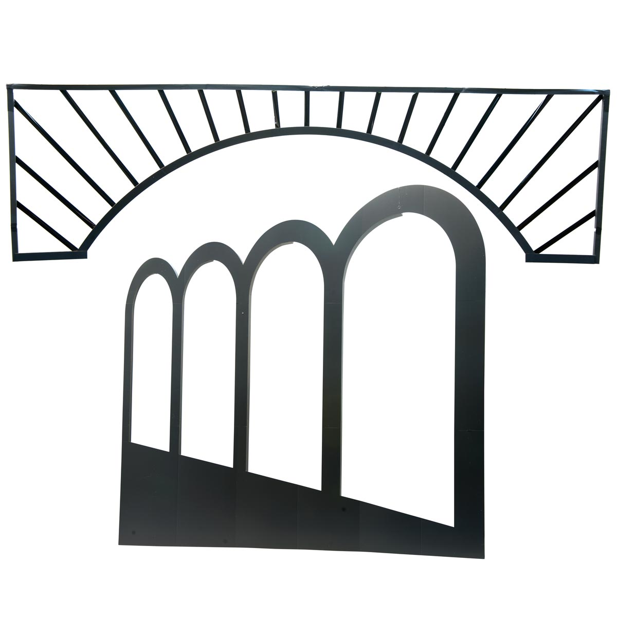 Grand Depot Entrance Arches Kit